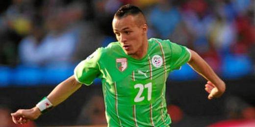 Kadir sólo jugó los últimos minutos del Ghana-Argelia.