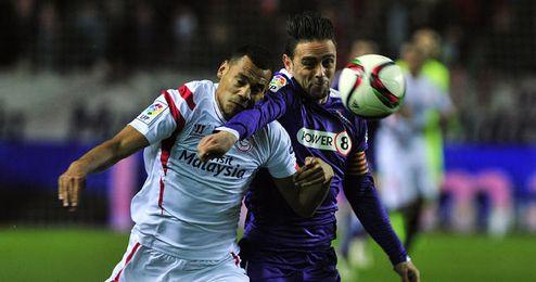 Así se vivió en ESTADIO el Sevilla F.C. 1-0 Espanyol