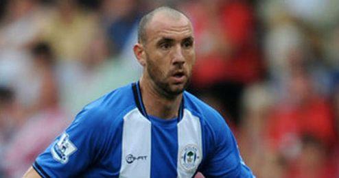 Iván Ramis se desvinculó ayer del Wigan y se marcha al Levante.
