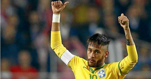 El traspaso de Neymar al Barcelona sigue dando episodios.