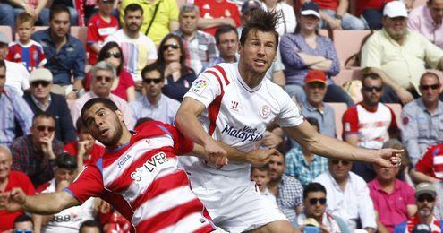 Así vivimos en ESTADIO el Granada 1-1 Sevilla F.C.