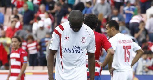 El Sevilla lamentó que se escaparan dos puntos.
