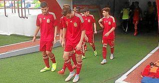 Dani Ceballos: �Uno siempre aspira a jugar un Mundial o una Eurocopa�