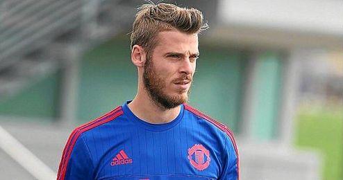 De Gea se queda en el Manchester United esta temporada.