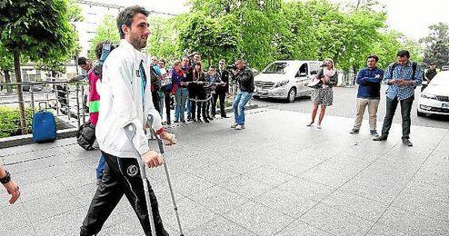 Nico Pareja ocupa una de las 25 fichajes del Sevilla para el campeonato doméstico.