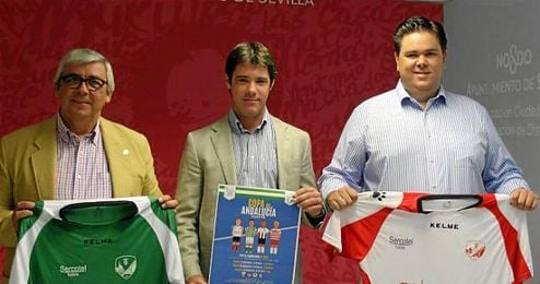 La Real Federación Andaluza de Fútbol celebra su Centenario.