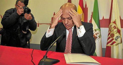 Del Nido ha admitido parcialmente su culpa.