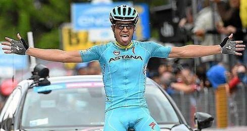 Mikel Landa recuper� las grandes piernas que tuvo en el Giro de Italia.