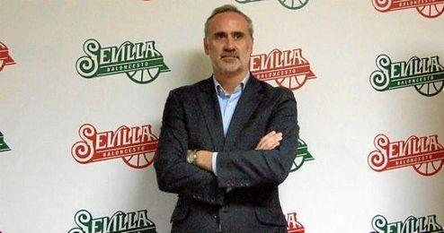 Galilea deja de de ser director general y deportivo del C.B. Sevilla.