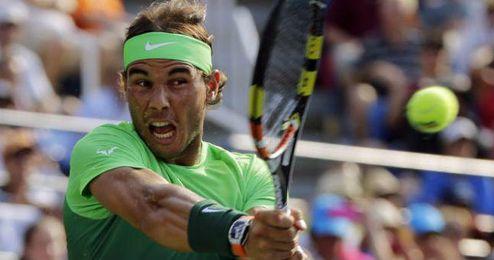 Rafa Nadal ya est� en tercera ronda del US Open.