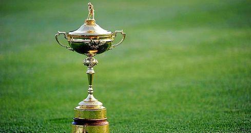 Imagen de archivo, copa 'Ryder Cup'.