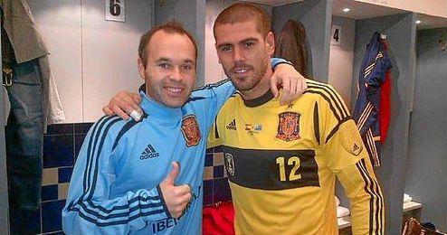"""""""No hay un jugador como Xavi""""."""
