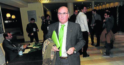 Manuel Casta�o se postula como pr�ximo presidente del Betis.