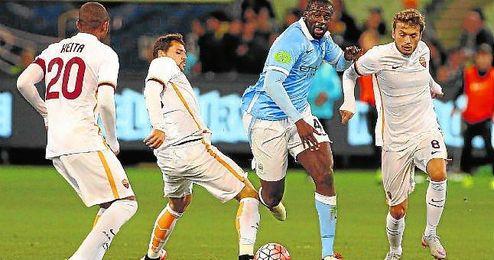 El Manchester City, rival del Sevilla en la fase de grupos, y la Roma, tienen mayor valor.