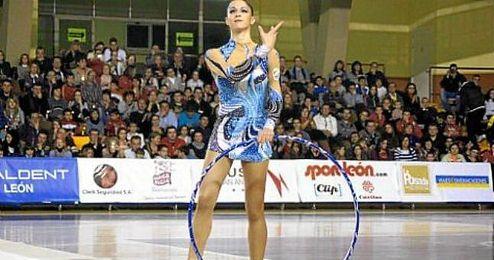 La tambi�n espa�ola Natalia Garc�a es vig�simo primera tras totalizar 16.966 en el aro.