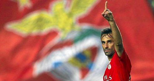 El internacional fue considerado mejor jugador del campeonato portugu�s.