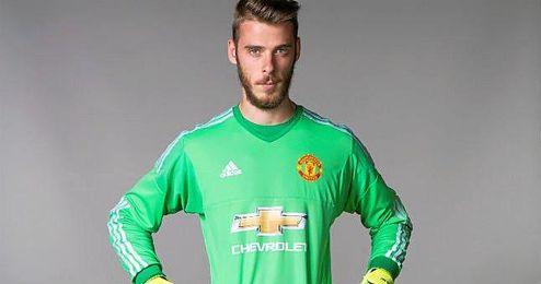 De Gea seguirá cuatro años más en el Manchester United.