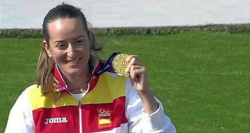 Gálvez fue oro en los Juegos Europeos de Bakú.