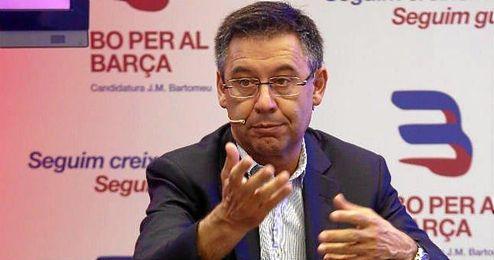 Josep Maria Bartomeu y su directiva tienen previsto grandes proyectos para el Barça.