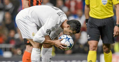 Cristiano Ronaldo hizo otros tres goles.