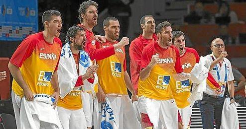 Es su novena semifinal consecutiva en un Eurobasket desde 1999.