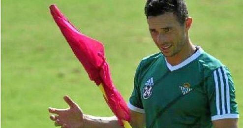 Rubén Castro, un goleador que hace historia en el Real Betis.