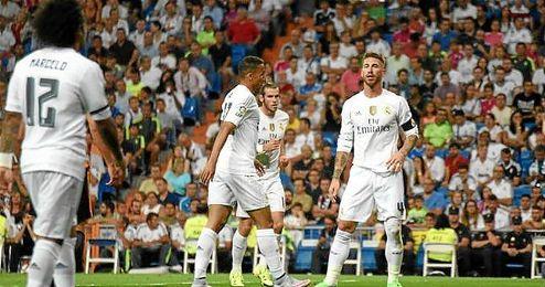 La baja del de Camas se une a las ya conocidas de los lesionados Danilo, James Rodr�guez y Gareth Bale.