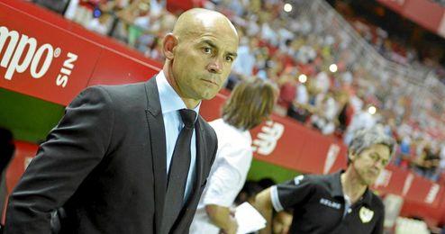 Paco J�mez no se fue del todo contento.