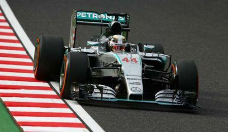 Hamilton acaricia su tercer Mundial de F1.