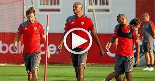 (VÍDEO) Último entrenamiento antes de viajar a Turín