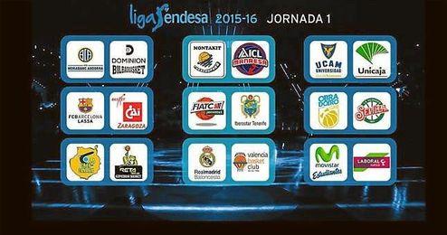 En el evento se contar� con la representaci�n tanto de los jugadores como de los entrenadores de la Liga Endesa.