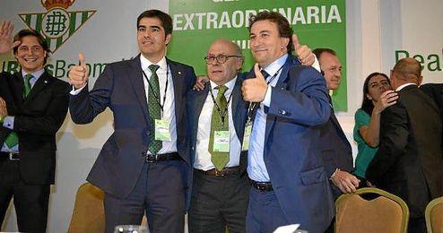 Haro, Ollero y López Catalán formarán el comité ejecutivo.