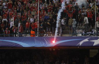 La UEFA abre expediente disciplinario a Atlético de Madrid y Benfica