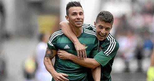 Rubén es esencial para el Betis.