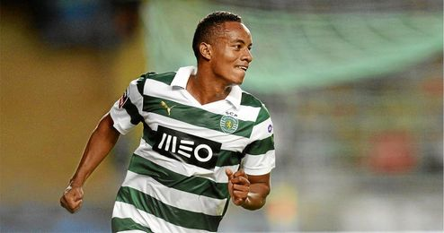 Carrillo vive una situación difícil en el Sporting.