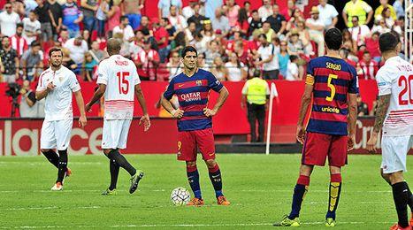 El Barcelona no puede inscribir jugadores.