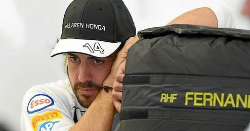 Prefiere cumplir el castigo en esta cita que en el pr�ximo Gran Premio de Las Am�ricas.