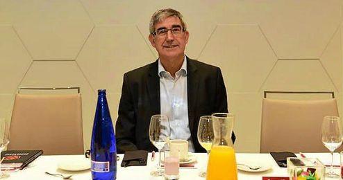Jordi Bertomeu ha anunciado novedades importantes para la Euroliga 15-16.