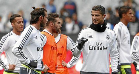 """""""No hay odio entre Cristiano y Bale"""", dice Barnett."""