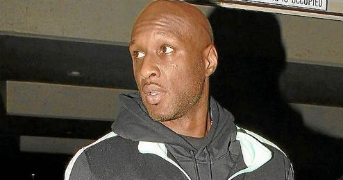 Lamar Odom ganó dos títulos con Los Lakers.