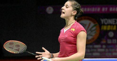Carolina Marín recupera el número uno del mundo.
