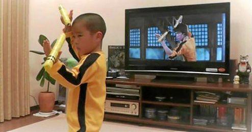 (VÍDEO) El mejor doble de Bruce Lee