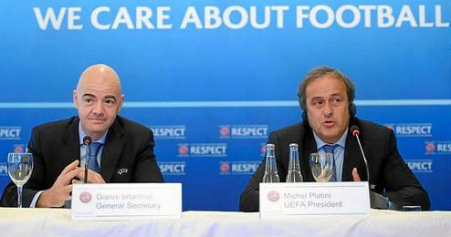La UEFA ha presentado un balance muy positivo.