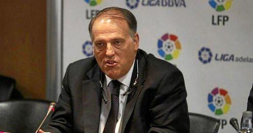 También habló de las sanciones económicas que ha recibido el FC Barcelona.