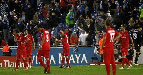 El Sevilla visitará al Espanyol en la última jornada de Liga del año.