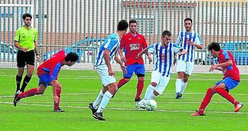 Dos goles en el alargue le dan vida al Rinconada.