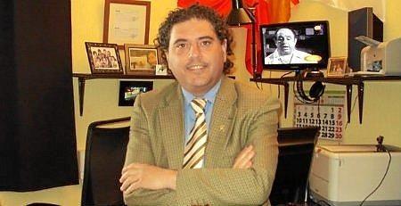 Ramón López, el denunciante.