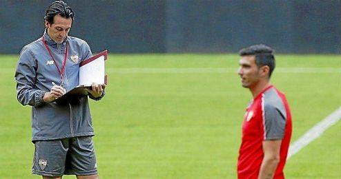 Emery no utiliza a Reyes desde el partido de Eibar.