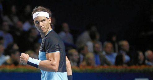 Nadal sufrió ante Anderson, pero acabó ganando.