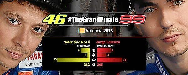 Así narramos en ED la calificación de MotoGP